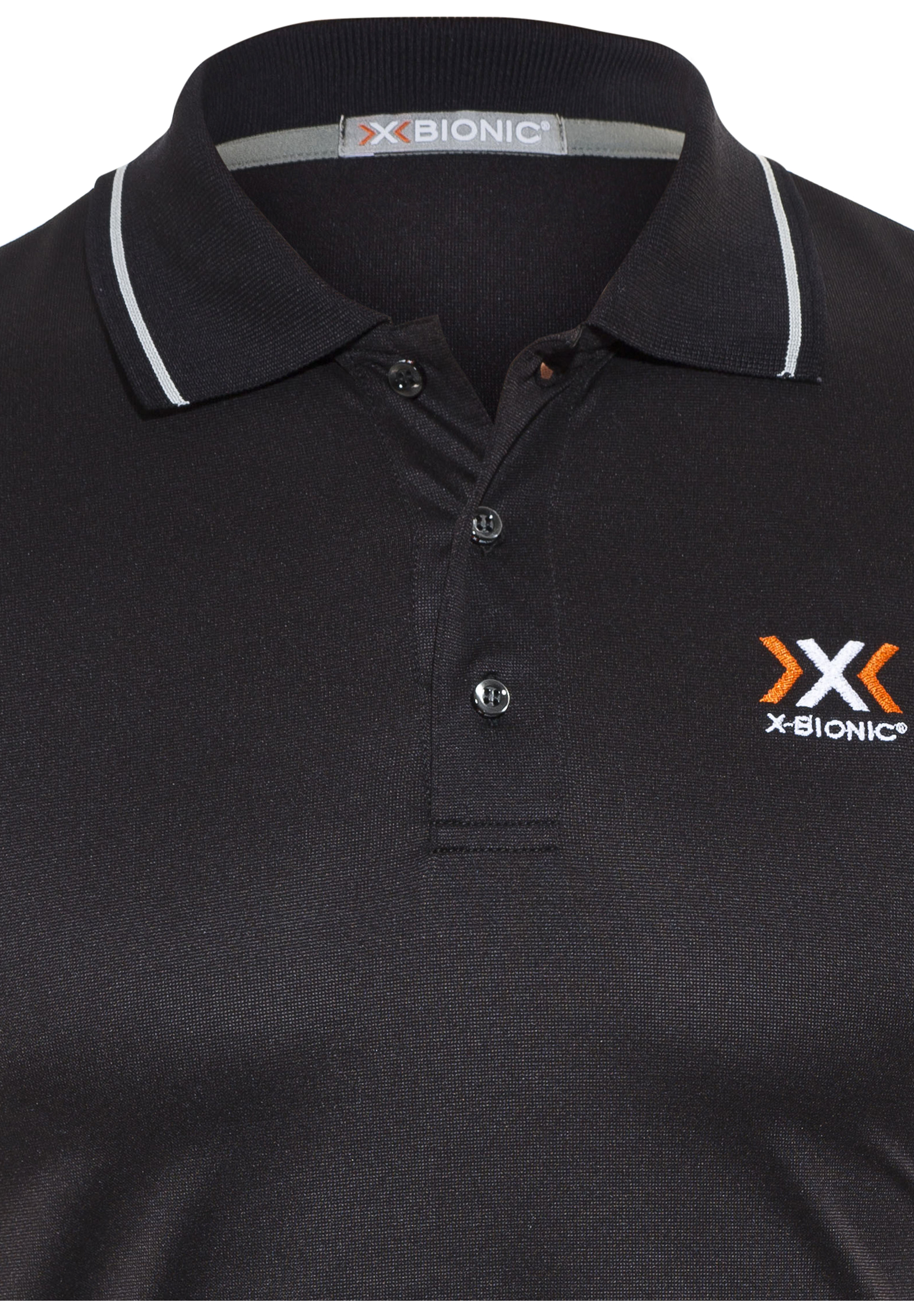 80ca1e860a2 X-Bionic Travel - T-shirt manches courtes Homme - noir sur CAMPZ !